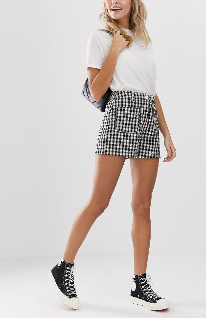 Tips to look chic & slim with shorts – Part 1