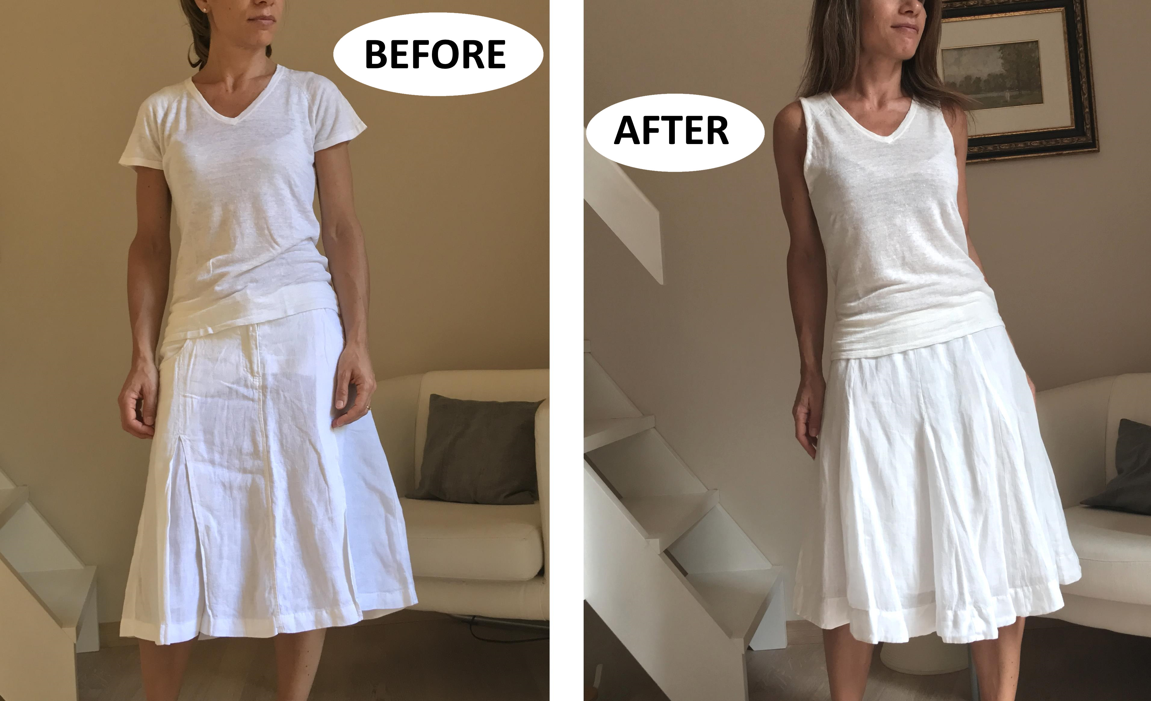 Garments makeover: a fun way to great style