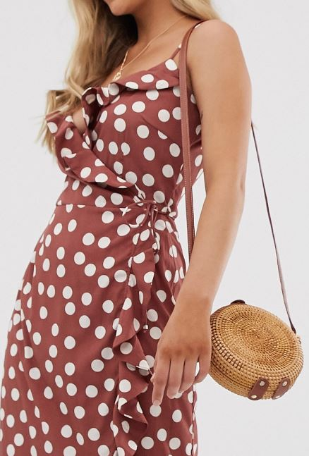 A timeless and versatile trend: polka dots