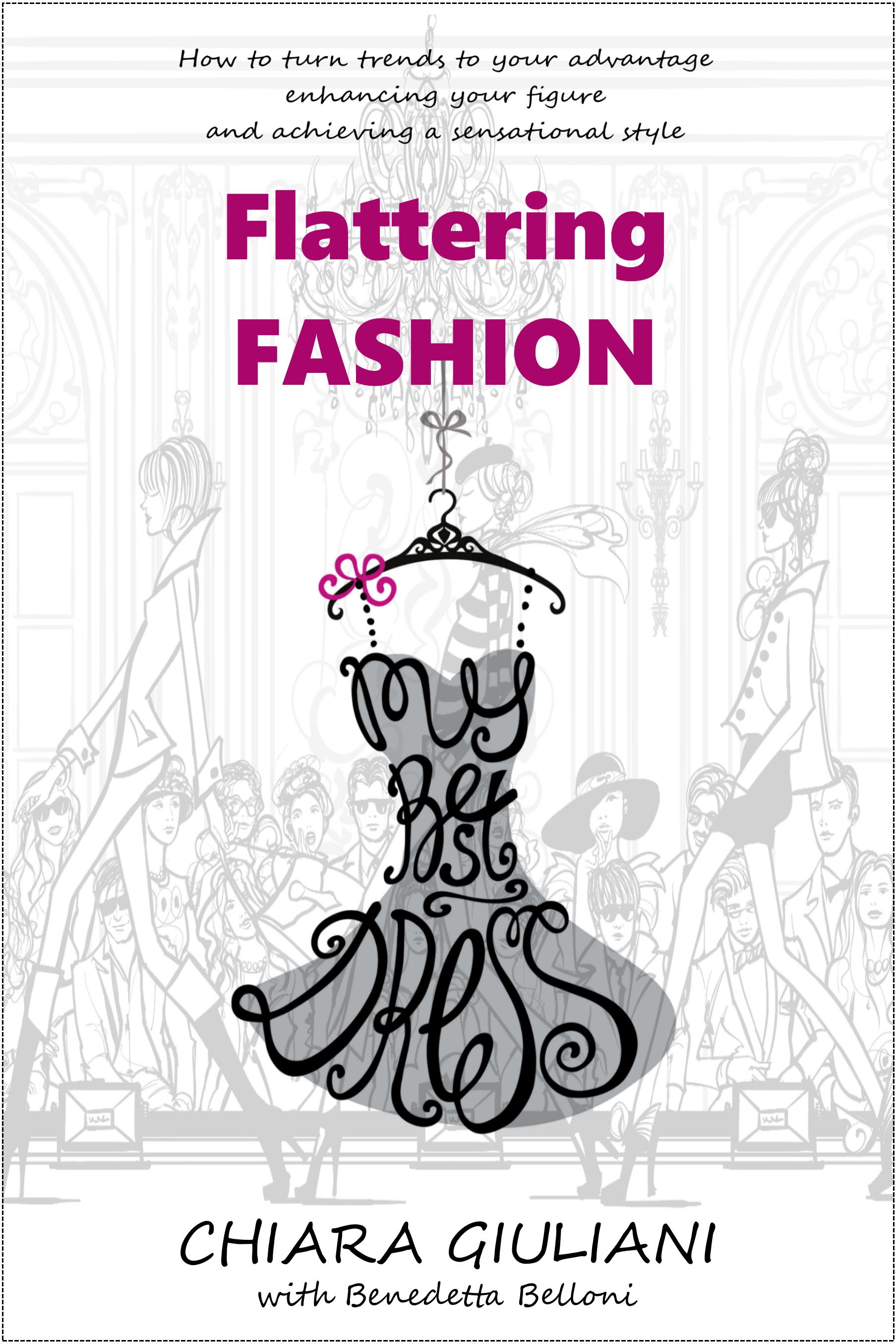 My newest book: Flattering Fashion